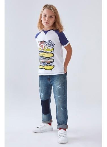 Guess Erkek Çocuk Jean Pantolon Mavi